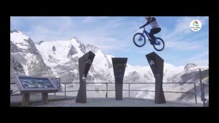 Danny MacAskill - Drop and Roll Tour   Alpe Adria Trail   Turismo FVG