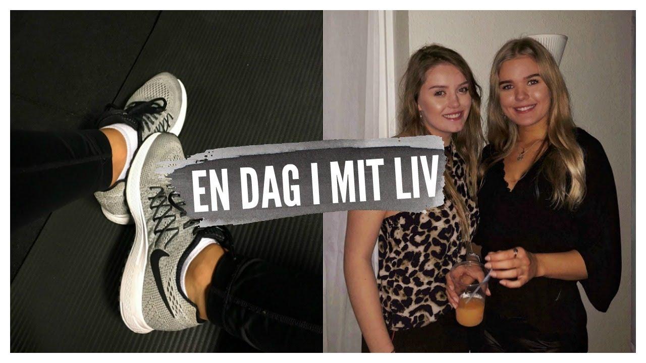 595c4495be1d TRÆNING + MIN KÆRESTES 18-ÅRS FØDSELSDAGSFEST - YouTube