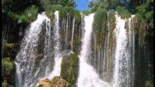 "Video 2015-2-28 NATURE VIDEO Waterfalls   music:ENYA ""Waterfall"" instrumental"