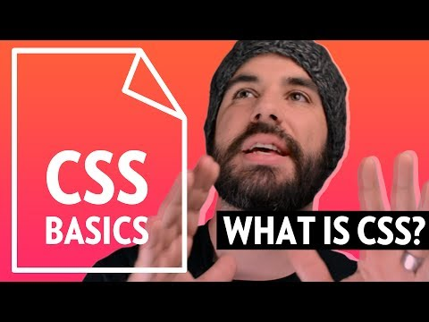 CSS Basics (Part1) — What is CSS?