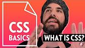 CSS Basics - YouTube