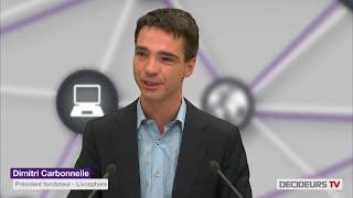 Dimitri Carbonnelle, LIVOSPHERE - Comment créer son objet connecté ?