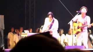 Parlotones Sleep Walker Live Joburg Day 2013