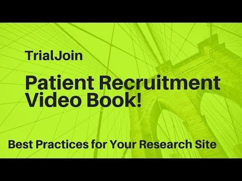 Patient Recruitment Video Book