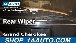 How to Replace Windshield Wiper Arm 94-98 Jeep Grand Cherokee