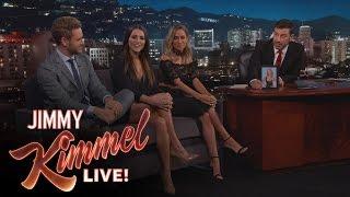 Jimmy Kimmel's Predictions for The Bachelor Nick Viall