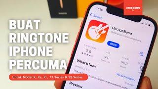 Cara Buat Ringtone iPhone Menggunakan Garage Band screenshot 3