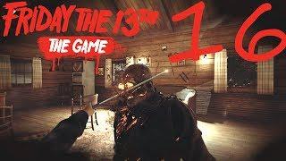[16] What Happens When You Kill Savini Skin Jason?! (Friday The 13th The Game)
