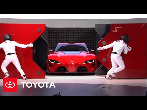 Toyota Reveals FT-1 Concept at North American International Auto S 2014 | ...