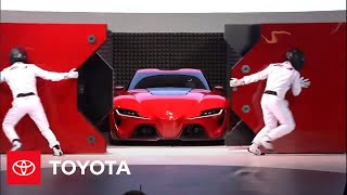 Toyota Reveals FT-1 Concept at North American International Auto Show 2014 | Toyota thumbnail