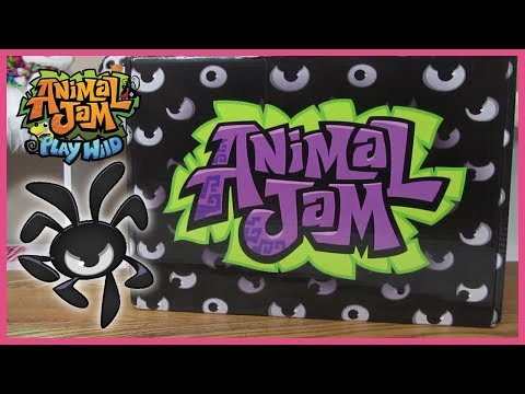Animal Jam Box - Phantoms Edition