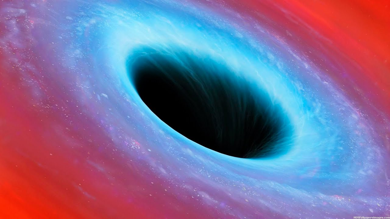black holes in space - photo #31