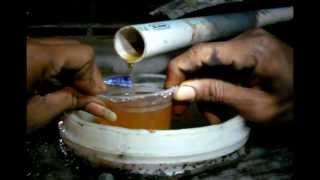 Alat Produksi Bioliq/Asap Cair (Desinfektan Organik)
