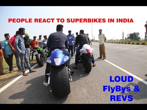 Superbike Reactions In INDIA - Mysore