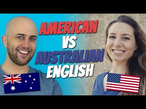 American vs Australia English | Interview with Stefanie the English Coach