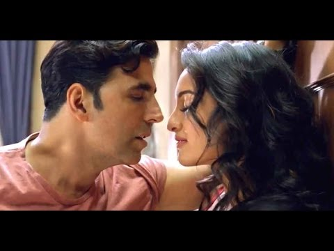 HOLIDAY Theatrical   Akshay Kumar, Sonakshi Sinha