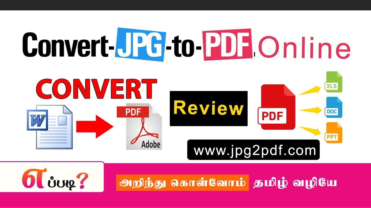 Pdf To Word Converter 100 Free >> All In One Converter And Pdf To Word Converter Online 100 Free Website Review In Tamil Eppadi