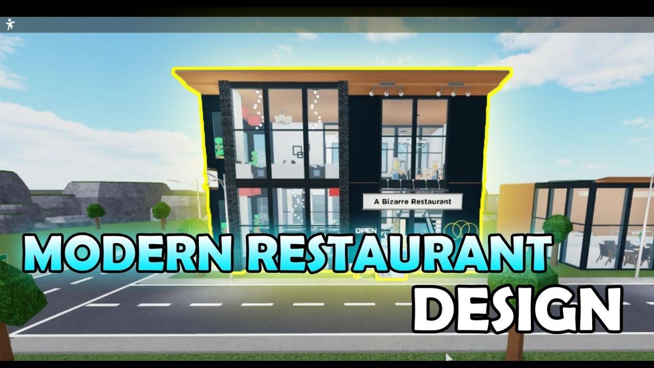 Restaurant Tycoon 2 Modern Restaurant Design Youtube