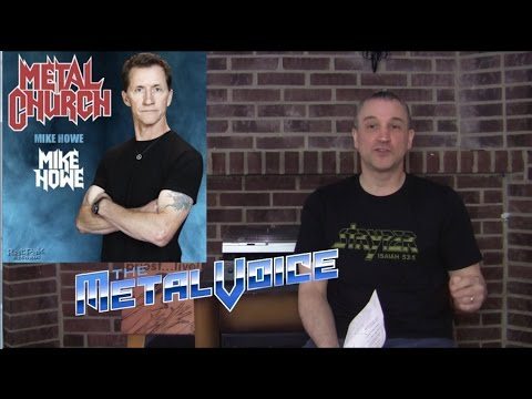 Mike Howe (Metal Church) Interview 2016-The Metal Voice