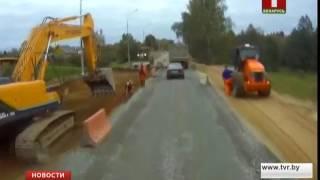 В Псковской области разбился микроавтобус с белорусам