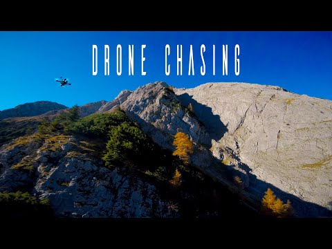 Formation Drones flying in formation with my FPV buddy - Long range FPV