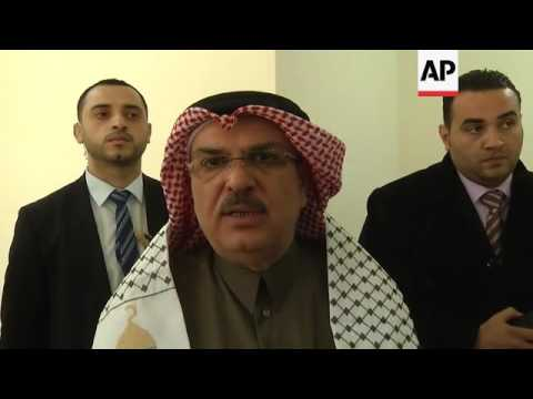 Qatar gifts new homes to Gazans