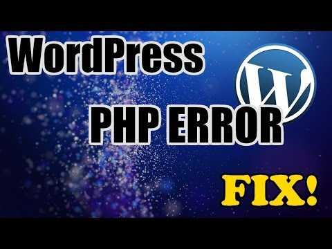How To Fix Fatal Error: Allowed Memory Size of 67108864 Bytes Exhausted - WordPress [HD]