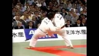 JUDO 2004 All Japan: Kosei Inoue 井上 康生 (JPN) - Keiji Suzuki 鈴木桂治 (JPN)