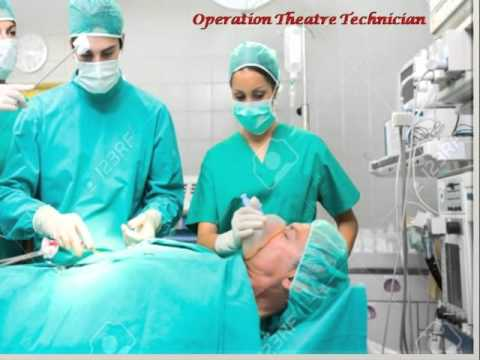 Career Opportunities associated with an Operation Theatre ...