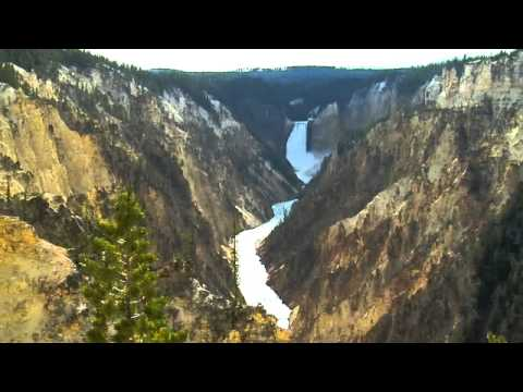 Yellowstone: Canyon Village to Tower-Roosevelt