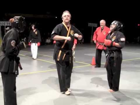 Z Ultimate Martial Arts Tournament Sparring Highlights June 2013
