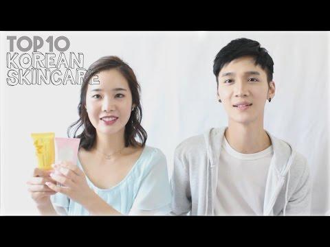 TOP 10 KOREAN SKINCARE ft Joankeem - Edward Avila