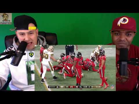 Saints vs Falcons | Reaction | NFL Week  Game Highlights