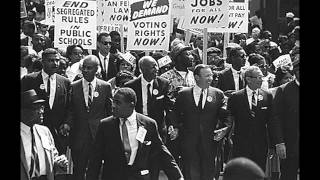 50th Anniversary of the March on Washington: Cold War Civil Rights