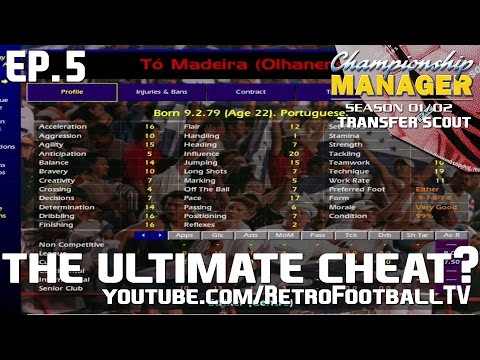 Sign The Ultimate Cheat Player? | CM 0102 Transfer Scout Ep 5