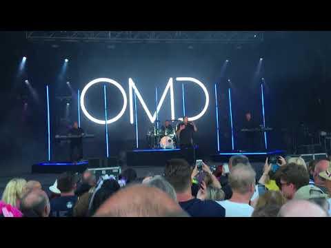 Omd let's rock Norwich 2018