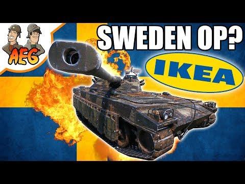 NEW SWEDISH MEDIUMS & OP KRANVAGN!