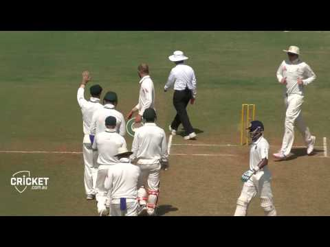 Highlights: Australia v India A, Day Two