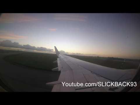 BW 484 Caribbean Airlines Guyana Takeoff (POV) (HD)