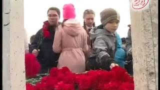 Акция в сквере М. Джалиля: поэзия о войне