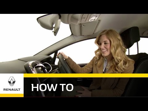 How to Use the Renault MediaNav With Your Smartphone