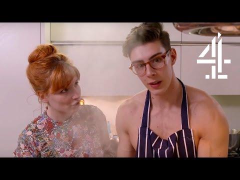 Topless Baker Does American Diner Dinner  My PopUp Restaurant