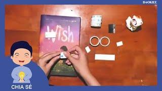 HƯỚNG DẪN CÁCH LÀM BOOKMARK SIÊU ĐƠN GIẢN VÀ HIỆU QUẢ | CHIA SẺ