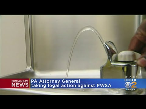 Pa. AG Files 161 Criminal Charges Against PWSA Over Lead Levels