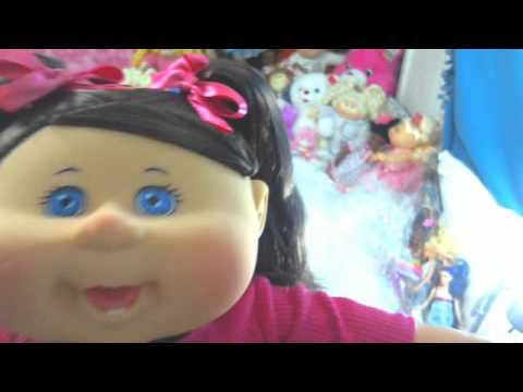 NEW Totally Poseable Big Kid Cabbage Patch REVIEW,BEST EVER!!!