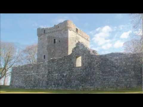 Lochleven Castle, Perth and Kinross, Scotland