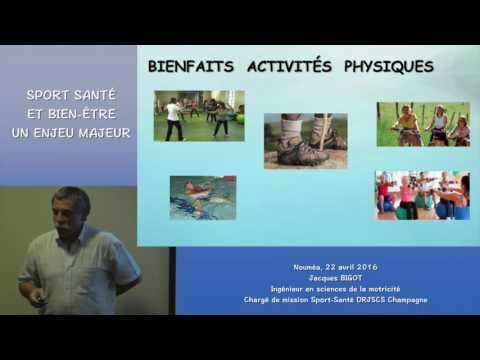 Conference SPORT SANTE & BIEN-ÊTRE