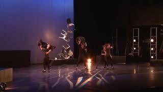 Compañía de danza de Tijuana Contracuerpo, laboratorio escénico