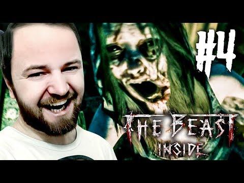 The Beast Inside Прохождение #4 ► ОТЕЛЬ С ПРИЗРАКАМИ!