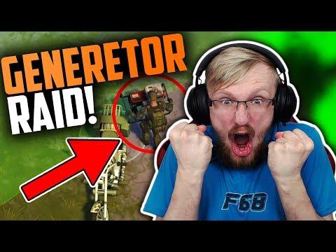 FREE ELECTRIC GENERATOR! (LDoE RAID) | Last Day on Earth: Survival
